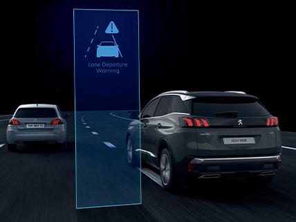 Lane-Departure-Warning-System