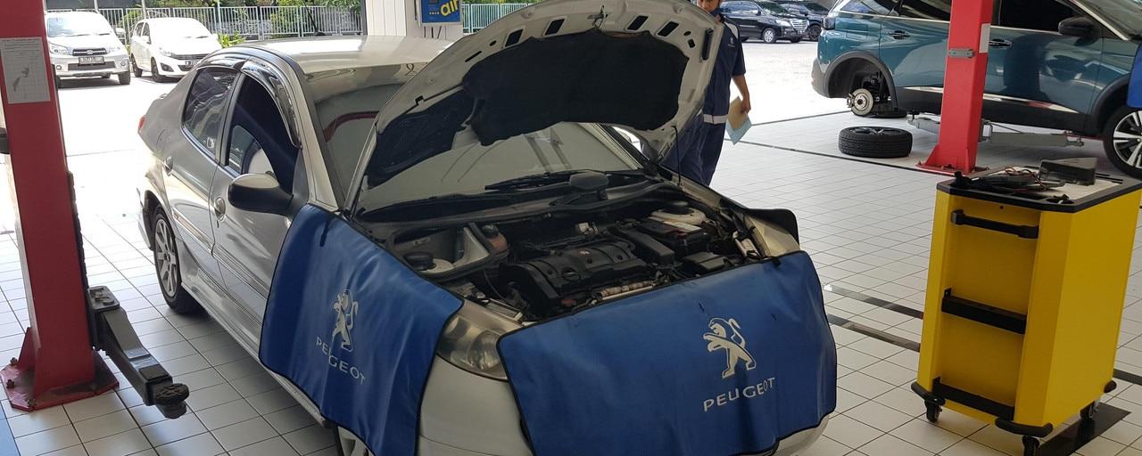 General Repair Astra Peugeot Sunter
