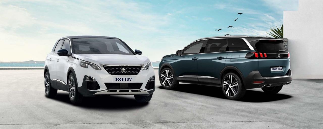 3008-5008 SUV