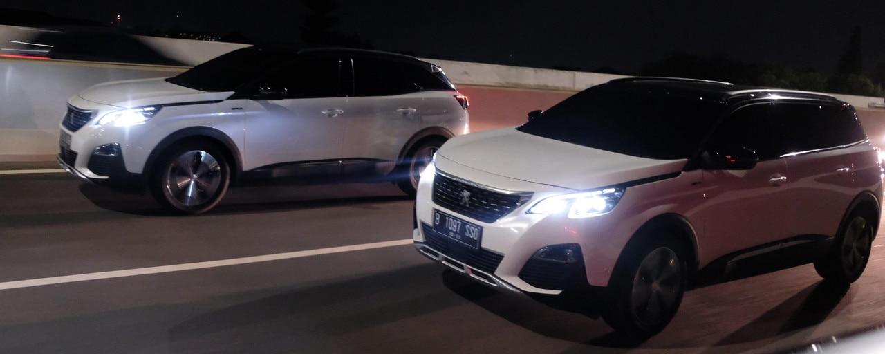 Peugeot 3008 & 5008