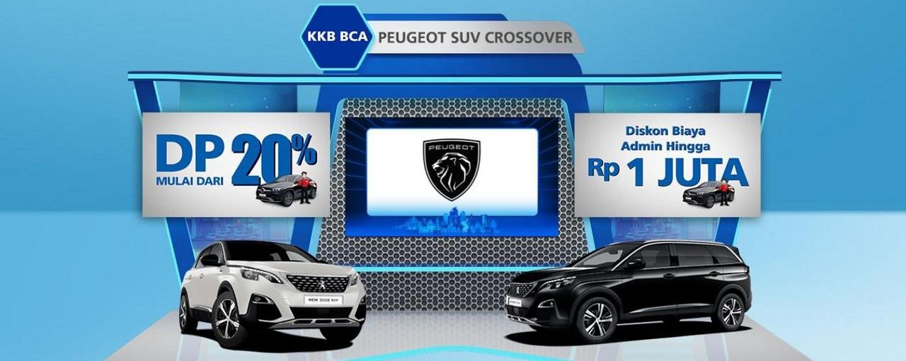 Peugeot BCA Expoversary 2021