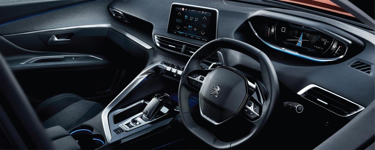 3008 i-cockpit