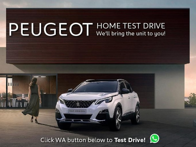 home test drive