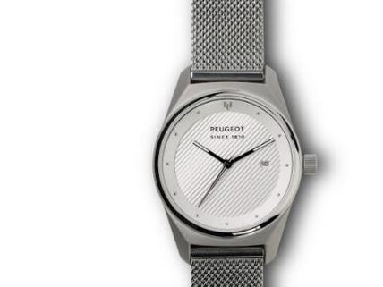Peugeot 1810 White Watches
